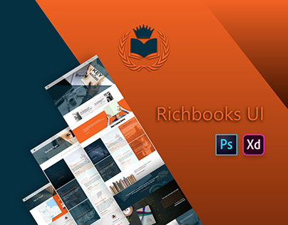 Richbooks UI