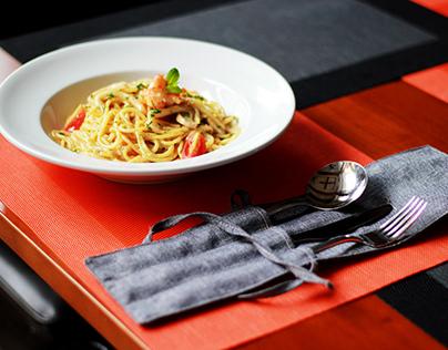 Food photography - Menu Items