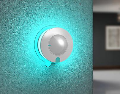 Wallon - A device for flexible lighting