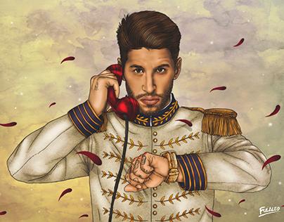 Sergio Ramos 90'