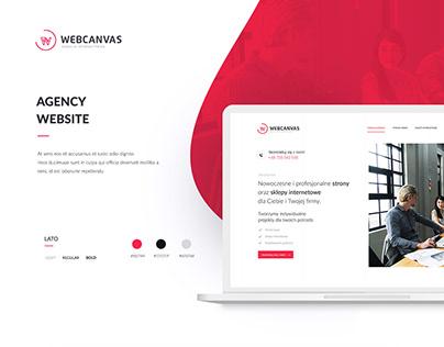 Webcanvas - Website agency, web design