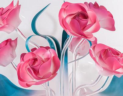 KELSEY MCCLELLAN: FAUX FLOWERS