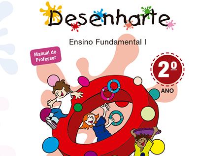 Projeto gráfico/Diagramação – Coleção Desenharte 2.ed.