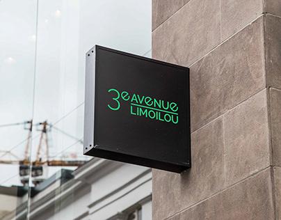 Branding 3e Avenue Limoilou