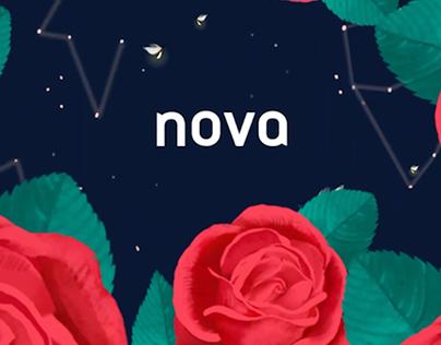 NOVA Channel rebrand