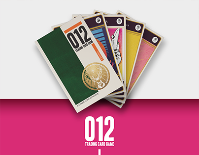 012 Trading Card Game