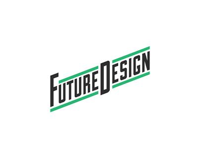 Future Design Magazine Logo Design