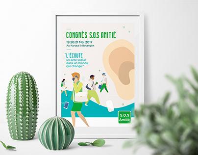 IDENTITE - SOS Amitié Congrès 2017