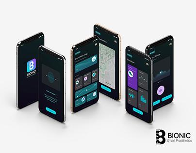 Bionic App UI/UX Design