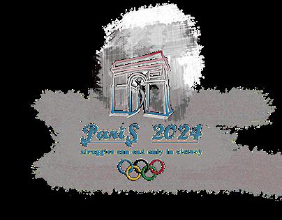 Paris Olympics 2024 Logo