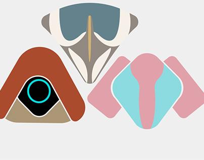 Warframe Player Icons