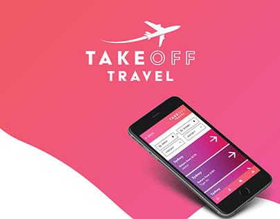 Takeoff Travel UX/UI