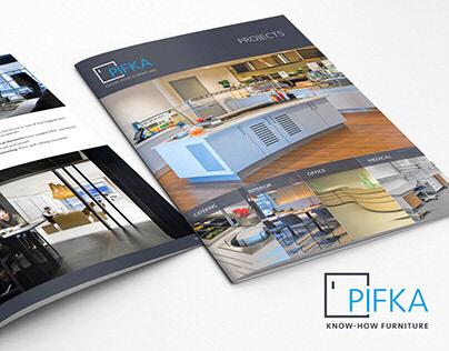 """PIFKA"" katalogas 2015"