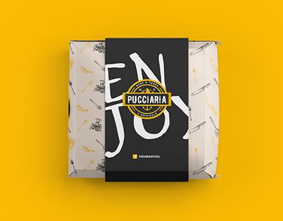 Pucciaria - Gourmet Sandwich