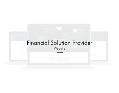 Financial Solution Provider