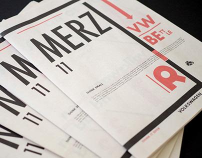 VW Merz - Publication Design