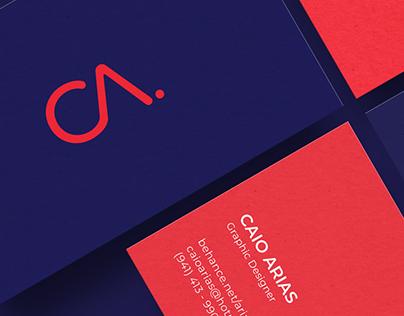 Caio Arias // Personal Branding
