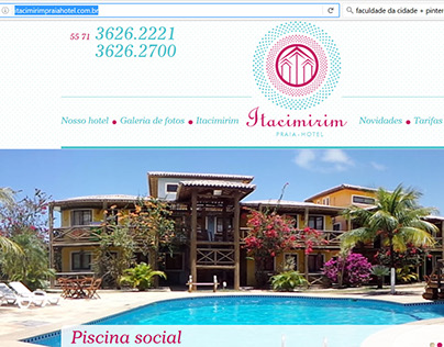 Hotel website (CÓPIA)