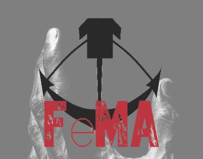 FeMa fabric swatch catalogue