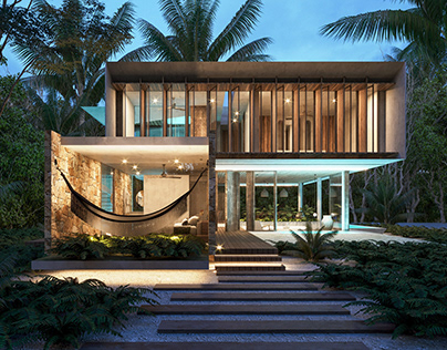 XEELENJA - Luxury Jungle Villa, Tulum Beach by Zepto