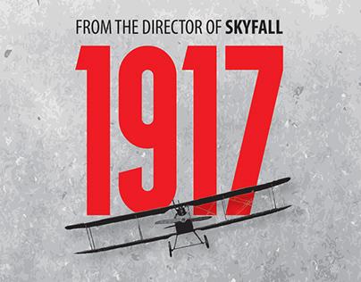 1917 poster design