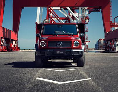 Mercedes- Benz G-Class