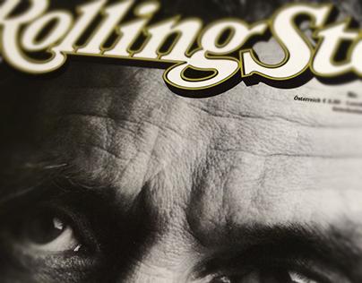 Illustrations for Rolling Stone Magazine - Part I