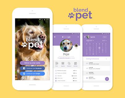 BlendPet App UX