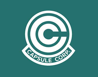 Capsule Corp. Branding