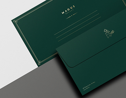 Magus Brands Identity