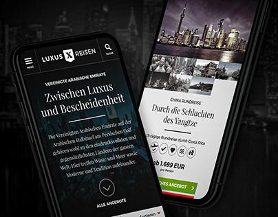 LUXUSREISEN — Online Travel Agency