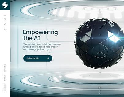 Sirma AI concept website