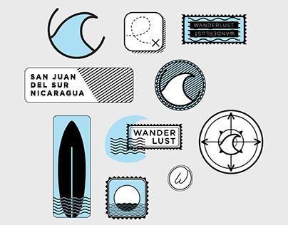 CONCEPT & DESIGN: Modern-retro boutique brand