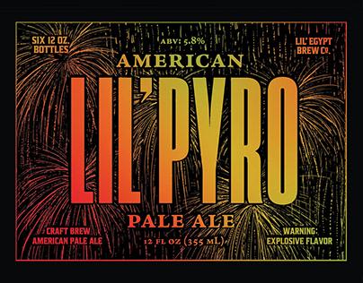 Lil' Pyro American Pale Ale
