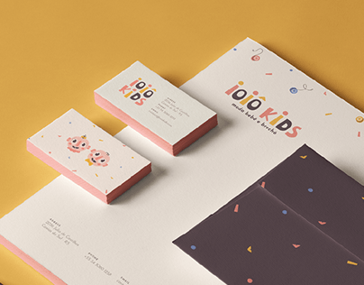 Ioiô Kids | visual identity