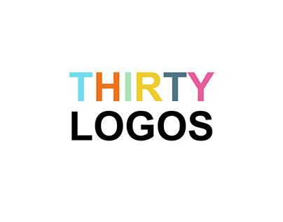 Graphisme ⎜ THIRTY LOGOS