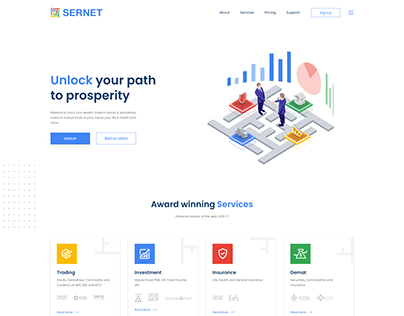 Sernet Web UI