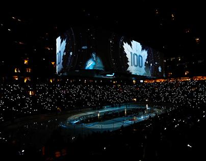 Toronto Maple Leafs Centennial Celebration