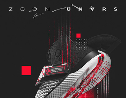 Nike Air Zoom UNVRS (Poster Design)