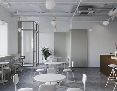 Medium Cafe
