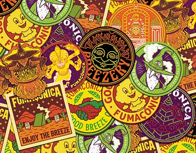 Fumaçonica Brewery Coasters