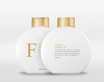 Fusion Cream Oil