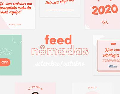 Feed Nômadas