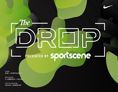 The DROP: NIKE x sportscene