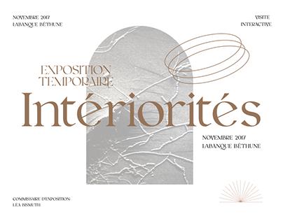 Intériorités   Exposition d'art contemporain