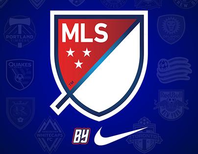 Major League Soccer By Nike