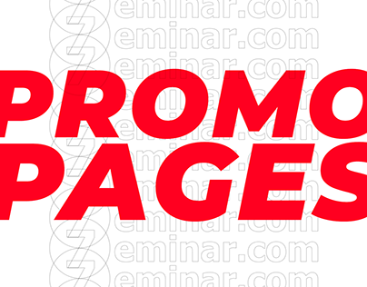 Promo web pages for 7eminar