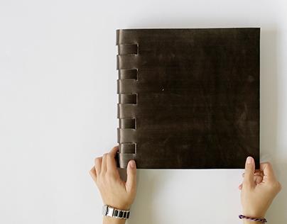 """Bookbinding • """"Livro dos Negros"""""""