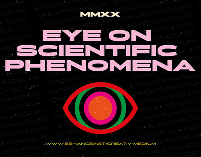 Eye on scientific phenomena