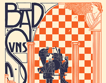 Bad Suns Mystic Truth Tour poster